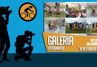 GALERIA: 1ER GRAND PRIX NACIONAL DE PISTA (18/2/2018)