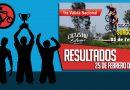 RESULTADOS: 1a VALIDA NACIONAL – COMPETENCIA CICLISMO EXTREMO PERUANO (25/02/2018)