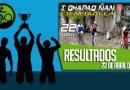 RESULTADOS: I Rally Qhapaq Ñan Cieneguilla (22/04/2018)