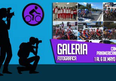 GALERIA: CAMPEONATO PANAMERICANO DE RUTA (1 AL 6-05-2018)
