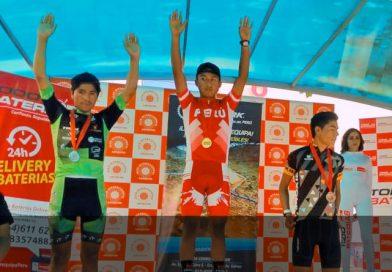 Ciclistas arequipeños ocuparon primeros lugares en 3 categorías de la Clásica Internacional Arequipa Mollendo 2018