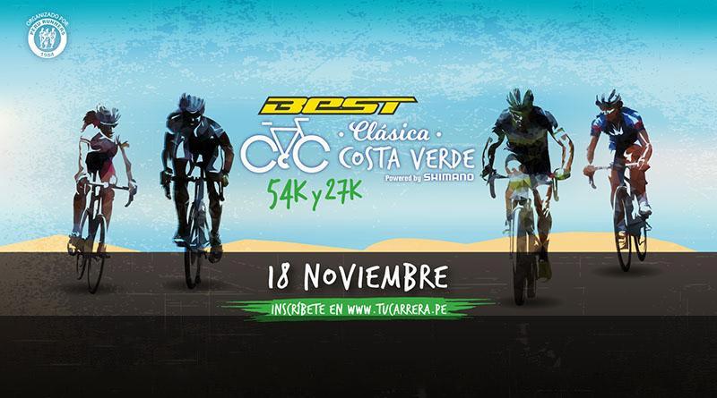 Este domingo 18 de noviembre se realizará la Clásica Costa Verde 54k y 27k