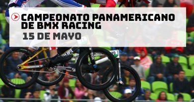 CAMPEONATO PANAMERICADO DE BMX RACING