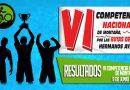 RESULTADOS: VI COMPETENCIA INTERNACIONAL DE MONTAÑA 2019 (9-06-2019)