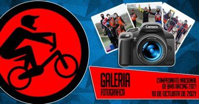 GALERIA: Campeonato Nacional de BMX Racing 2021 (10/10/2021)